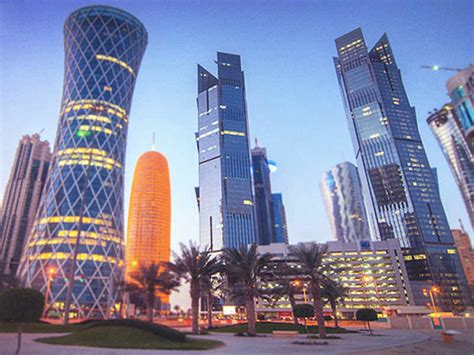palm tower doha hongjia architectural glass manufacturer