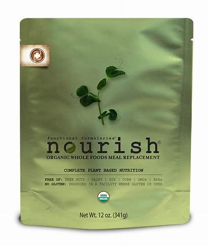 Nourish Feeding Formula Organic Pediatric Liquid Tube