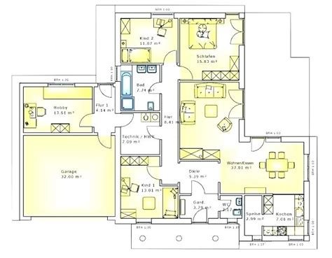 Moderne Bungalows Grundrisse by Moderne Bungalows Grundrisse Bungalow Haus Moderne