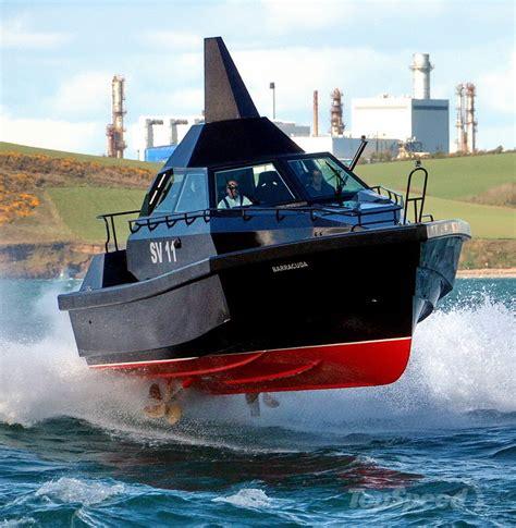 Barracuda Stealth Boat Price safehaven marine introduces the barracuda sv11 stealth