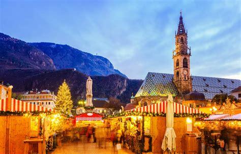 Banchetti Di Natale Bolzano by I Mercatini Di Natale Pi 249 Belli D Italia Dietor