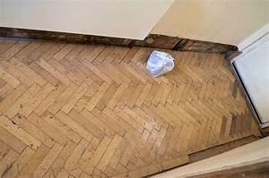 beech reclaimed parquet fitting in new cross se14 With reclaimed herringbone parquet flooring