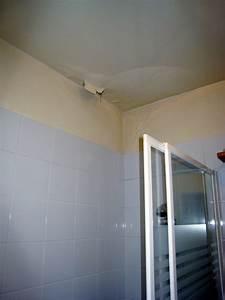 forum travaux renovation salle de bains peintures se With peinture plafond salle de bain