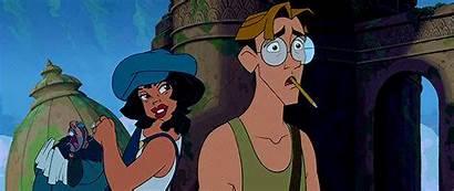 Atlantis Milo Lost Empire Audrey Disney Cinderella