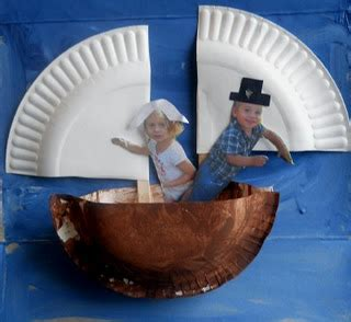 preschool crafts for 7 thanksgiving mayflower 426 | mayflower kids craft