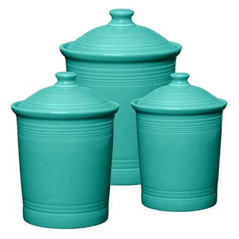 teal kitchen canisters turquoise canisters 62 00 kitchen tools