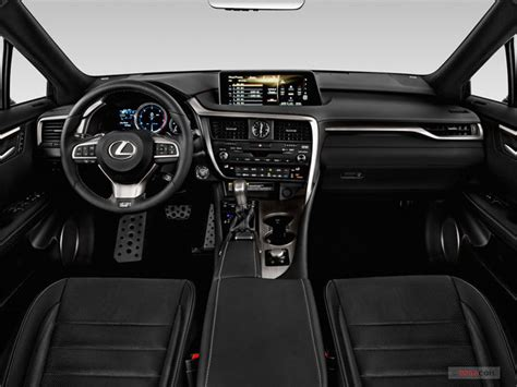 lexus rx  pictures dashboard  news world