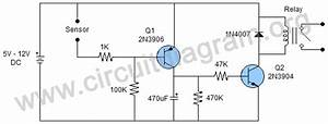 automatic municipal water supply sensor switch circuit With plant water alarm