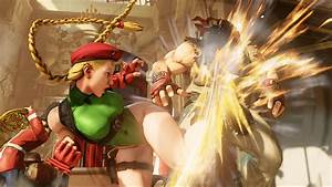 Street Fighter Cammy - Techniques of Incomparable ...