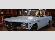 Wheeler Dealers » 1980 Chevy LUV