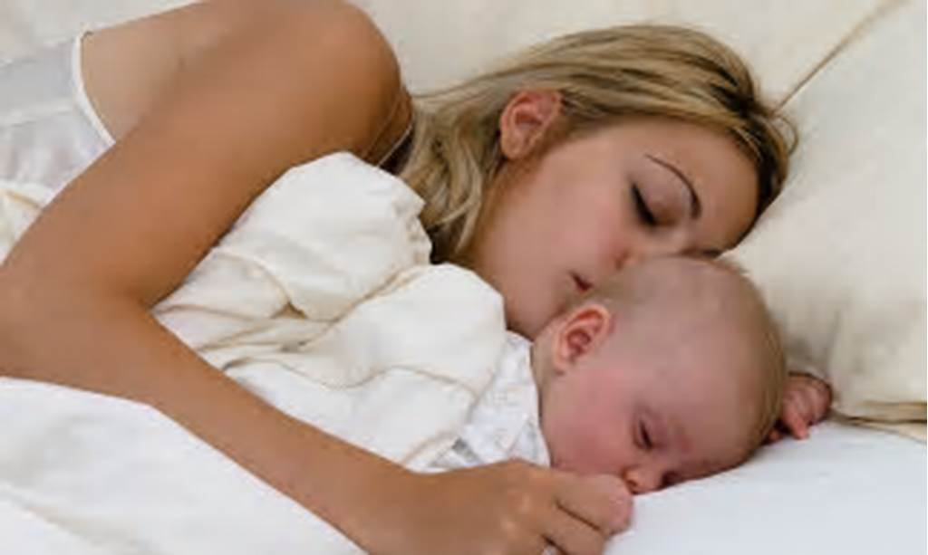 #Bad #News #For #Dads #Babies #'Should #Share #Mother'S #Bed #Until #Age #Three' #Because #It'S #Good #For