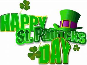 Happy St. Patricks Day 2018- Z31 Coloring Page