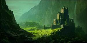 The Last Fortress by andreasrocha on DeviantArt