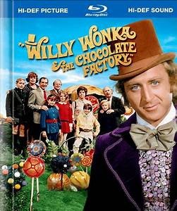 Willy Wonka & the Chocolate Factory DVD Release Date