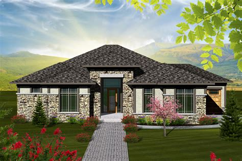 ranch style house plan  beds  baths  sqft plan