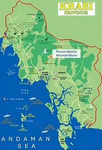 Contact Us - Phanom Bencha Mountain Resort, Krabi, Thailand