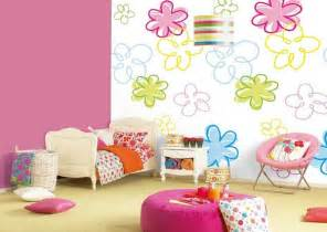 kinderzimmer wandgestaltung farbe kinderzimmer streichen lustige farben für eine freundliche atmosphäre