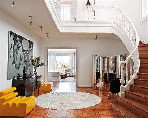 Unique Interior Design With A Head Of An Elephant At The