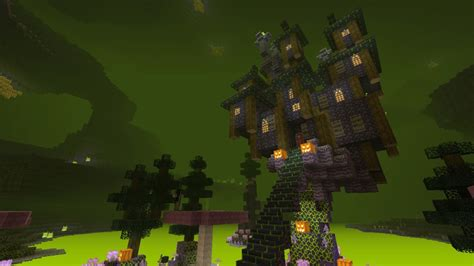minecrafts ongoing halloween event features boss battles  haunted houses stone marshall author