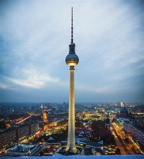 Fernsehturm Berlin by Berlin Tv Tower Photograph By Deimagine