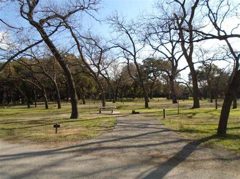 garner state park premium basic campsites  garner texas parks wildlife department