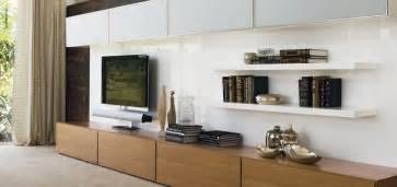 livingroom storage living space design with simple design with wooden tv stand and storage sleek wall paint big