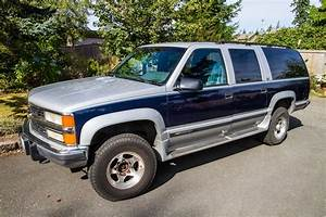 For Sale  1994 Chevy Suburban Silverado 2500 4x4