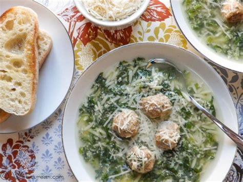 Easy Italian Wedding Soup #sundaysupper