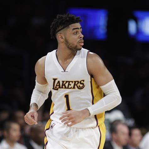 Lakers Rumors: Latest Buzz on Lonzo Ball, D'Angelo Russell ...