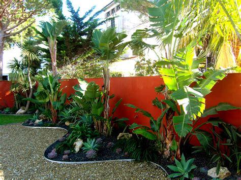 Tropical Backyard Ideas For Beautiful View #507