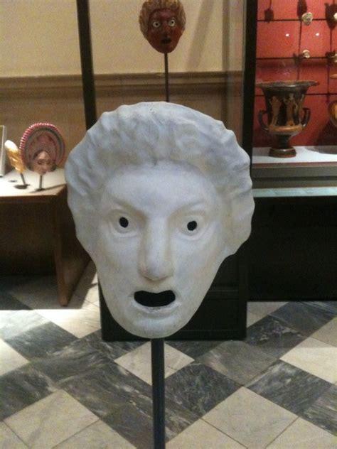 greek theatre masks