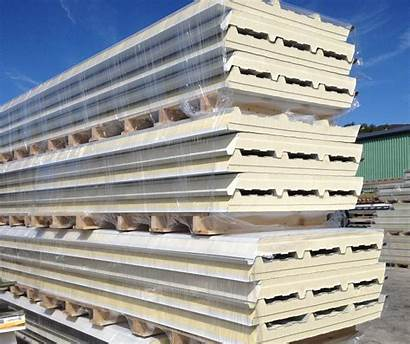 Seconds Factory Insulated Panels Roofing 120mm Sheeting