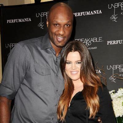 Khloé Kardashian and Lamar Odom Call Off Divorce   Lamar ...
