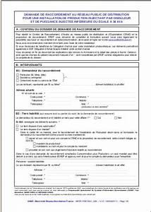 Demande De Raccordement Erdf : le raccordement au r seau edf solaire guide ~ Premium-room.com Idées de Décoration
