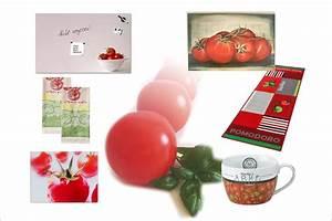 Tomaten In Der Wohnung : tomaten accessoires rot faktor in der k che servus senioren ~ Lizthompson.info Haus und Dekorationen