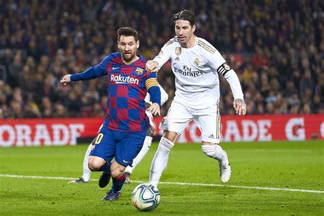 CONFIRMED lineups: Barcelona vs Real Madrid, 2020 El ...