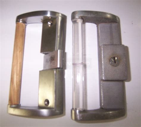 sliding patio door handle and lock replacement swisco