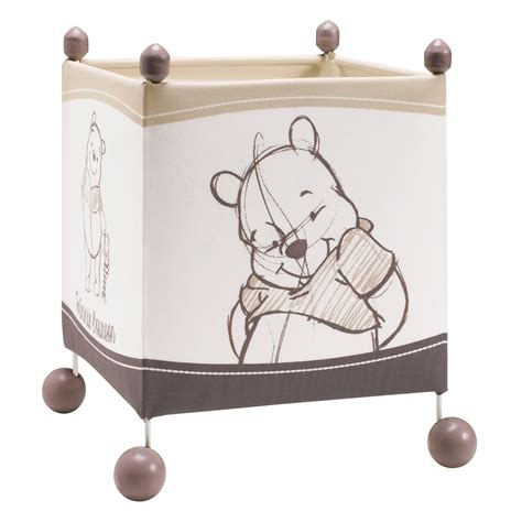 le de chevet winnie winnie new le de chevet beige de sauthon baby d 233 co les aubert