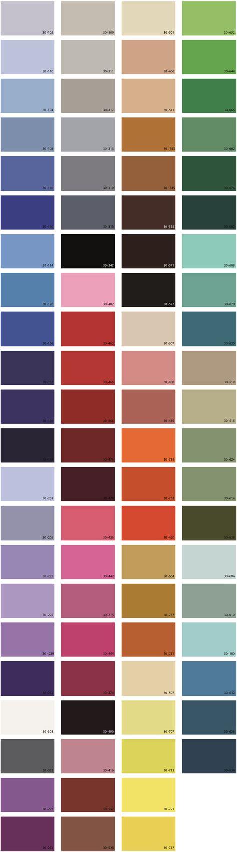 Krāsu palete | GRIESTUFABRIKA.LV