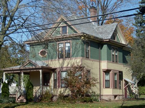 late victorian house colors historic house colors