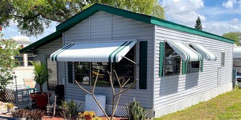 mobile home  sale seminole fl roycroft travel trailer park