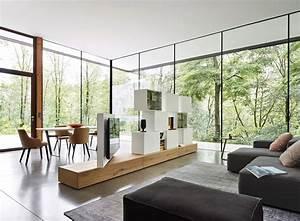 Moderner Raumteiler Best Khles Wohndesign Wohnzimmer