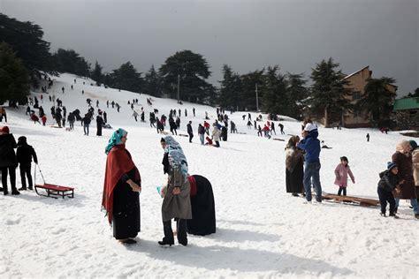 total adresse si鑒e social chréa la neige 6 algérie presse photos