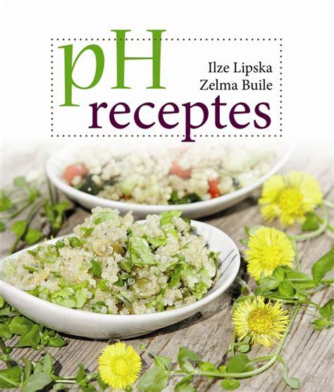pH diētas receptes