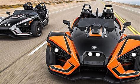 Polaris Slingshot Three-wheeled Vehicles Recalled In Canada