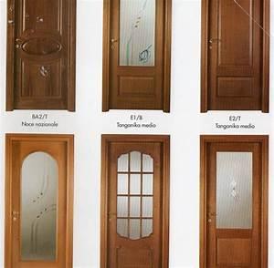 Awesome porte interne con vetro prezzi images for Porte interne in legno prezzi