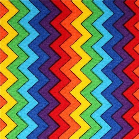 Bathroom Cabinet Bed Bath And Beyond by Zig Zag Chevron Fabric Multicolor Timeless Treasures Fabric