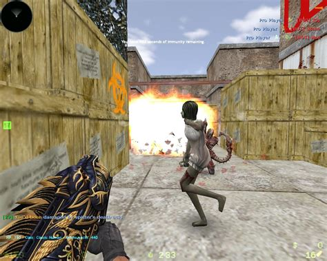 zombie gs mod  counter strike counter strike  mods