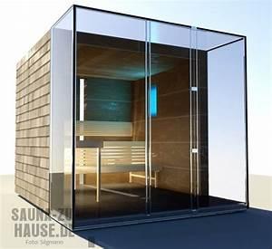 Design Sauna Mit Glas : die 20 sch nsten designsaunen sauna zu hause ~ Sanjose-hotels-ca.com Haus und Dekorationen