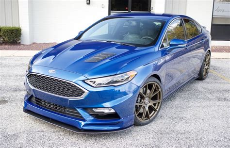 legacy innovations   ecoboost fusion  sportier